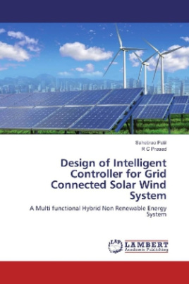 Design of Intelligent Controller for Grid Connected Solar Wind System