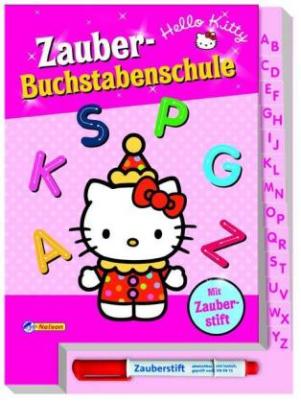 Hello Kitty, Zauber-Buchstabenschule