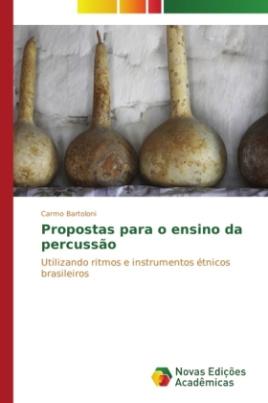 Propostas para o ensino da percussão