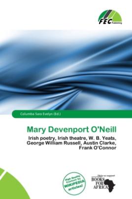 Mary Devenport O'Neill