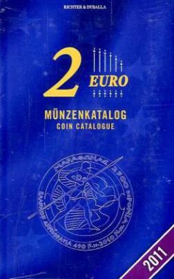 2 Euro Münzenkatalog 2011. 2 Euro Coin Catalogue 2011