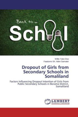 Dropout of Girls from Secondary Schools in Somaliland