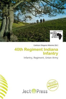 40th Regiment Indiana Infantry
