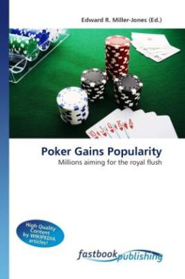 Poker Gains Popularity