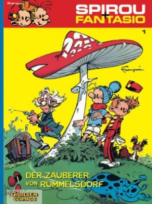 Spirou + Fantasio - Der Zauberer von Rummelsdorf
