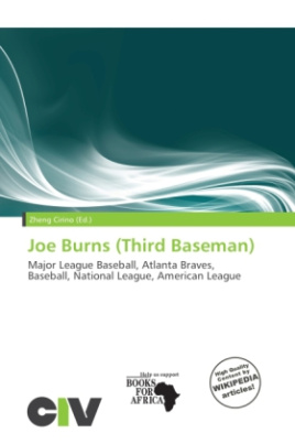 Joe Burns (Third Baseman)