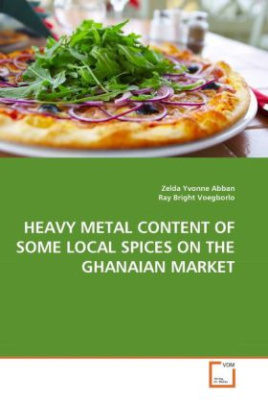 HEAVY METAL CONTENT OF SOME LOCAL SPICES ON THE GHANAIAN MARKET