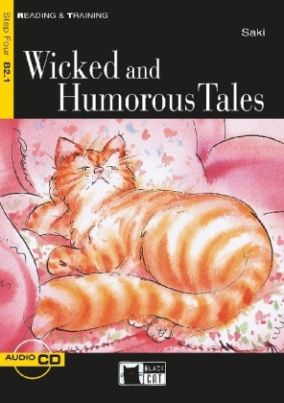 Wicked and Humorous Tales, w. Audio-CD