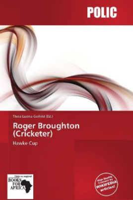 Roger Broughton (Cricketer)