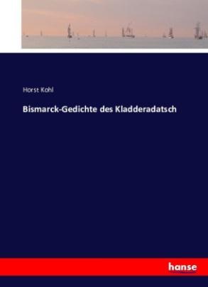Bismarck-Gedichte des Kladderadatsch