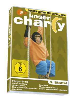 Unser Charly Staffel 5, Folge 9-15
