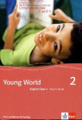 English Class 4, Pupil's Book
