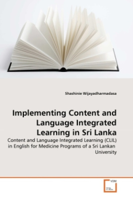 Implementing Content and Language Integrated Learning in Sri Lanka
