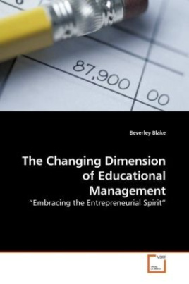 The Changing Dimension of Educational Management
