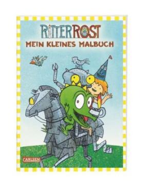 Ritter Rost: Mein kleines Malbuch