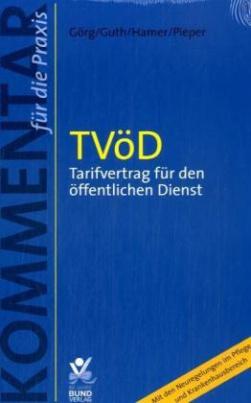 TVöD, Tarifvertrag für den öffentlichen Dienst, Kommentar