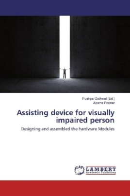 Assisting device for visually impaired person