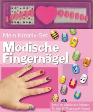 Modische Fingernägel, Set