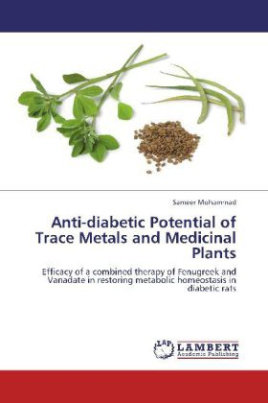 Anti-diabetic Potential of Trace Metals and Medicinal Plants