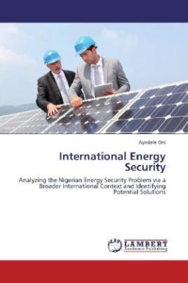 International Energy Security