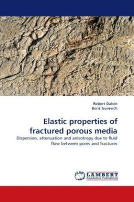 Elastic properties of fractured porous media