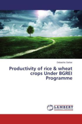 Productivity of rice & wheat crops Under BGREI Programme