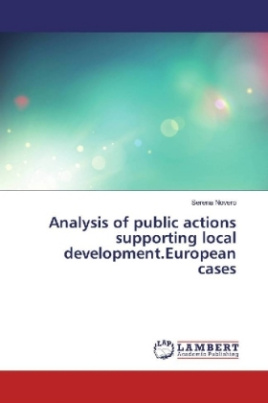 Analysis of public actions supporting local development.European cases