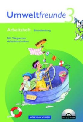 3. Schuljahr, Arbeitsheft m. CD-ROM