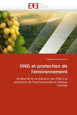 ONG et protection de l'environnement