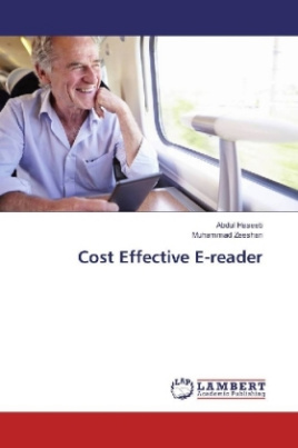 Cost Effective E-reader