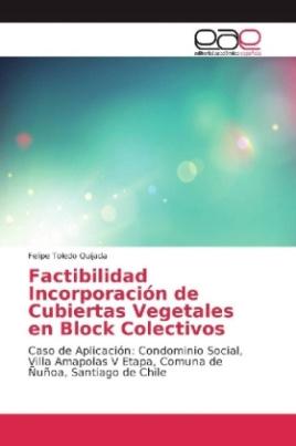 Factibilidad Incorporación de Cubiertas Vegetales en Block Colectivos