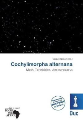 Cochylimorpha alternana