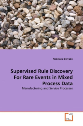 Supervised Rule Discovery For Rare Events in Mixed Process Data