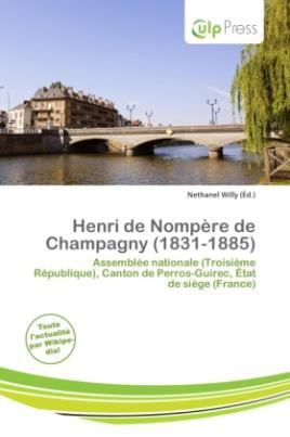 Henri de Nompère de Champagny (1831-1885)