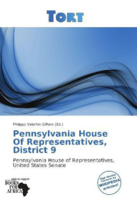 Pennsylvania House Of Representatives, District 9