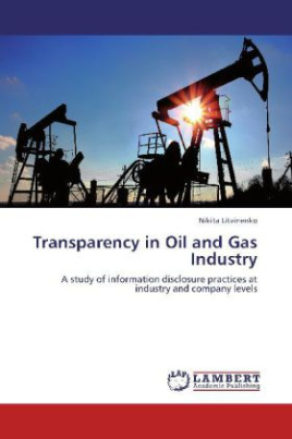 Transparency in Oil and Gas Industry