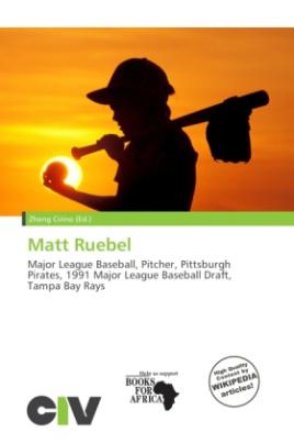 Matt Ruebel