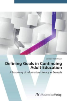Defining Goals in Continuing Adult Education