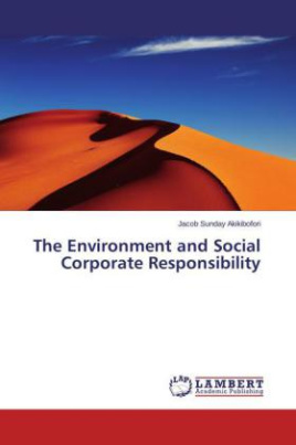 The Environment and Corporate Social Responsibility