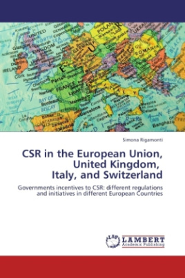 CSR in the European Union, United Kingdom, Italy, and Switzerland