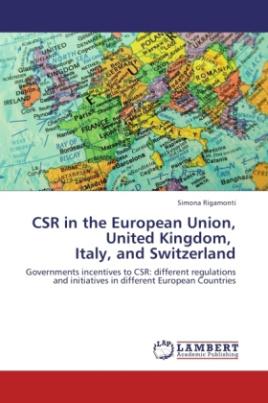 CSR in the European Union, United Kingdom, Italy, and Switzerland