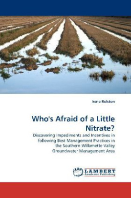 Who's Afraid of a Little Nitrate?