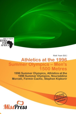 Athletics at the 1996 Summer Olympics - Men's 1500 Metres