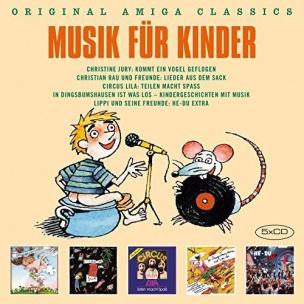AMIGA Musik für Kinder