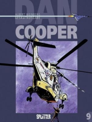 Dan Cooper Gesamtausgabe. Bd.9