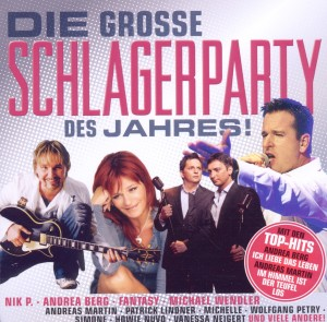 Die große Schlagerparty des Jahres (CD)