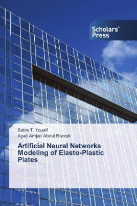 Artificial Neural Networks Modeling of Elasto-Plastic Plates