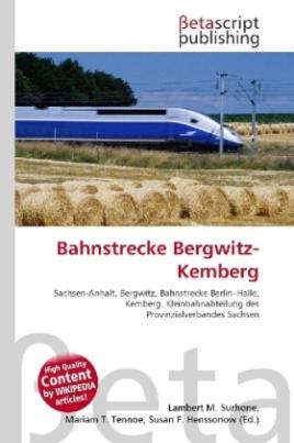 Bahnstrecke Bergwitz-Kemberg