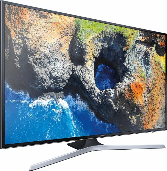 "SAMSUNG Fernseher ""UE49MU6179UXZG"" (123 cm/49 Zoll, UHD/4k, Smart-TV)"