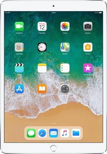 """APPLE Tablet """"iPad Pro"""" (10,5 Zoll, Wi-Fi 256 GB, silberfarben)"""